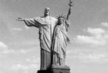 Estatuas & Monumentos / Aqui você encontrará fotos e curiosidades sobre monumentos e estátuas no mundo.