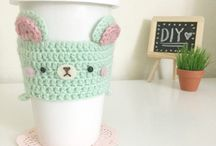 Cute crochet, needle felt, sewing♡