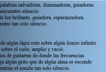 VERSOS / Poesia Reflexiones Poem Literatura