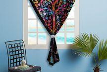 Window Decor Tapestry
