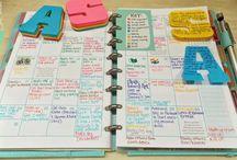 Organizing / by Kelly Mavropoulos
