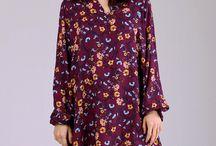 Vestidos Oto/Inv 17 / Nuestros vestidos son cómodos, trendy y femeninos.