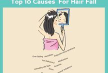 Healthy hair tips.