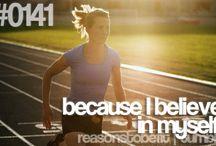 I'm a runner???