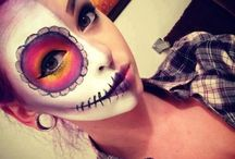 Costume-Party ideas / Costume and face paint ideas