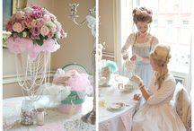 Matrimonio a tema Maria Antonietta / Marie Antoinette wedding theme / Un matrimonio in stile barocco ricco di dettagli /  Rich '700 style wedding