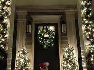 Christmas house decor