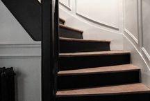 maison entée escalier