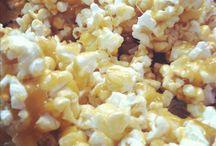 Food:  Popcorn / by Angie Duty