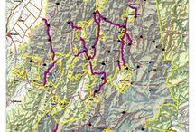 Horse access trails