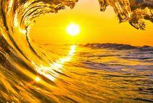 Doğa ®© / O bir Nefestir çekene, Okyanustur Yüzene, Güneştir Görene..