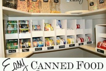 Pantry ideas / by Lahoma Abdus-Salaam