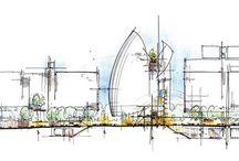 Arch sketch