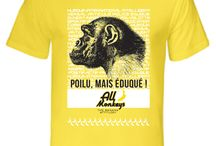 All Monkeys - Men Collection