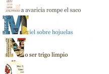 Dichos, refranes, frases hechas