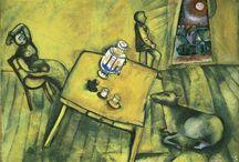 Yellow/Jaune / by Pamela Parker