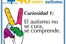 40 curiosidades sobre autismo / Campaña de sensibilización sobre el autismo, publicada en redes sociales (febrero-marzo 2013)y en el Diario de Ávila (marzo-abril 2014)