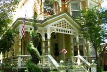A Victorian Dream Home / A Visualization board of my Victorian Dream Home. / by Jennifer Emmer