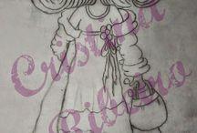 Pinturas tecido