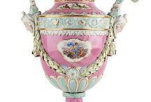 Meissen porcelæn