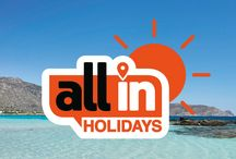 All in Holidays / www.allinholidays.gr Νέα εμπειρία αναζήτησης που αφορά τις ξενοδοχειακές κρατήσεις στα Χανιά η οποία διευκολύνει σημαντικά τις επιλογές ταξιδιωτικών προτάσεων και την απόφαση άμεσης κράτησης με ένα απλό τηλεφώνημα η ένα email χωρίς ΚΑΜΙΑ επιπλέον χρέωση.