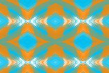 Fabric I Designed on Spoonflower