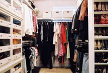 Closets / by Erika Del Rosario