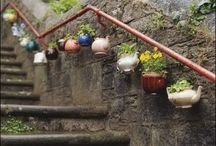 Ideas for Outside Spaces