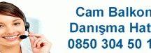 Cam Balkon / Ankarada Cambalkon Sineklik İşleriniz Yapılır 0850 304 50 10