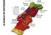 Portugal - wine regions