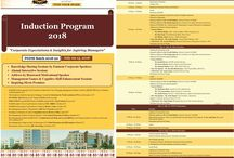 Induction Program to welcome PGDM Batch 2018-20