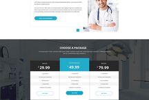 дизайн сайтов(медицина)