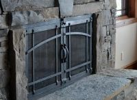 Fireplace Screens and Accessories / Custom fireplace screens