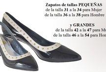 Colecciones de zapatos a la moda