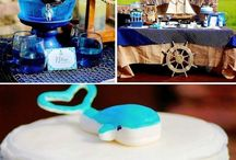 Birthday party ideas / by Helen Marcantel