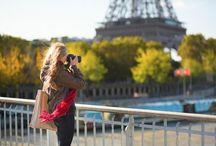 Paris / Paris — La Ville-Lumière — The City of Light / by Jon Parise