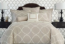 Bedrooms & Comforters/Sets / by Vanessa Humes Johnson