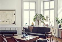 INTERIORS / Interior design, furniture, objects