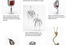Brenda Smith Jewelry / #jewelry trends mirror fashion trends. It just happens sometimes!