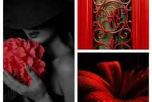 Red!!!!The power of life!!!