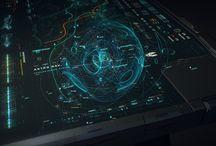 UI Sci-Fi
