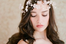 Head Girl / Wedding head dresses, floral, feathers, lace and more!