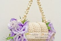navod kvety taška