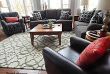 Family Room / Family Room Inspiration