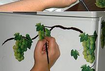 Декор для холодильника