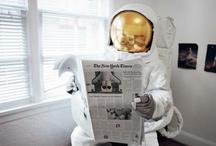 astronauts / by Tommy Tomew
