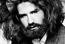 Men with Big Hair / by Prizz Bhatia