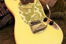 Fender Music master