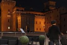 location hotel Annunziata / in the hearth of Ferrara