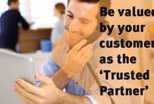"""Customer Service - A valued partner - The Real Gift / Why this workshop? Customers are discerning today and have certain expectations: •They have come to expect technical excellence as a given •They want and need IT to become a strategic enabler of business •They are looking for IT partners who """"dare to care"""""""